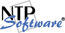 NTP white background