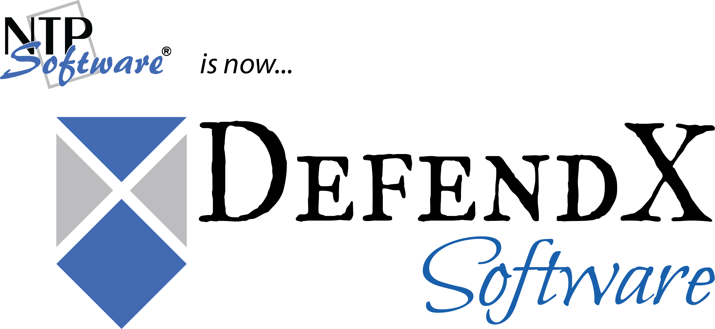 NTP Software is now DefendX Software!